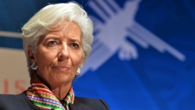 Lagarde: Αντιμέτωπη με σοβαρούς κινδύνους η διεθνής οικονομία - Δεν επιτρέπεται εφησυχασμός