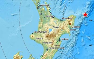 Νέα Ζηλανδία: Νέος ισχυρός σεισμός 7,1 Ρίχτερ - Πάνω από 1000 οι μετασεισμοί το τελευταίο 24ωρο