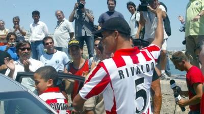 Η μέρα που ο Ολυμπιακός έκανε το «μπαμ» με Ριβάλντο στον Πειραιά!