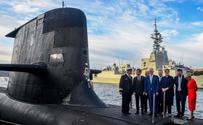 Αυστραλία:  Η Γαλλία γνώριζε τις επιφυλάξεις μας για τα υποβρύχια – Κακώς διαμαρτύρεται