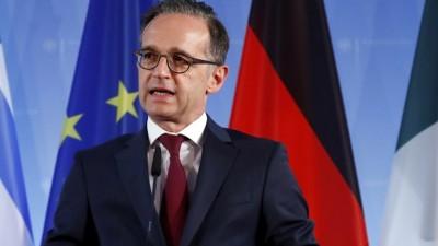 Maas (Γερμανός ΥΠΕΞ): Κυρώσεις στην Μόσχα για την δηλητηρίαση Navalny