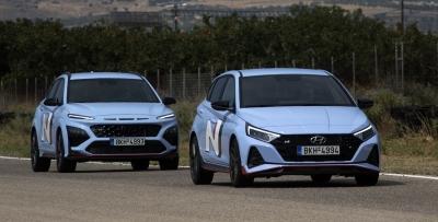 Στα Μέγαρα με τα Hyundai i20 N, i30 N και Kona N