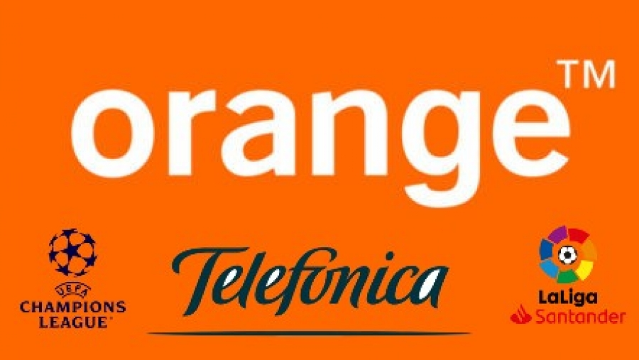 H Orange ανανέωσε τη συμφωνία της για LaLiga και Champions League στα 300 εκατομμύρια