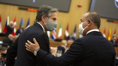 Blinken (ΥΠΕΞ ΗΠΑ): Η Τουρκία είναι ένας μακροχρόνιος και πολύτιμος σύμμαχος