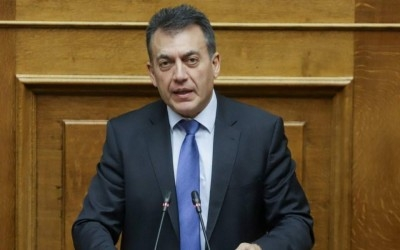 Βρούτσης (ΝΔ): Η στήριξη του τραπεζικού συστήματος είναι αναγκαία για τη διασφάλιση των ίδιων των κρατών μελών