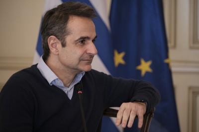 Μητσοτάκης: Οι Ένοπλες Δυνάμεις και όλοι οι Έλληνες θρηνούν σήμερα ένα παλληκάρι που έπεσε στο καθήκον