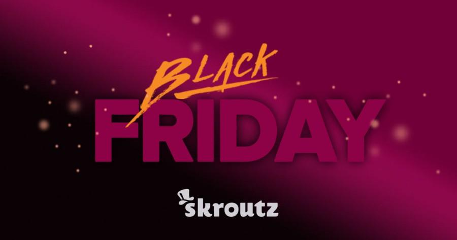 Εκτίναξη κίνησης και πωλήσεων στο Skroutz τη Black Friday στα 41,27 εκατ. ευρώ