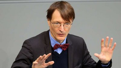Lauterbach (βουλευτής SPD): Θέλουμε να βοηθήσουμε τη Γερμανία - Δεν αποκλείουμε τίποτα