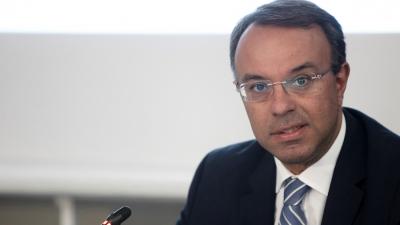 Σταϊκούρας: Εκταμίευση πόρων 2,54 δισ. ευρώ από το Πρόγραμμα SURE για τη στήριξη της απασχόλησης