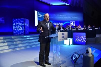 Γρηγόρης Κωνσταντέλλος (Δήμαρχος 3Β): Παίρνω 70 ευρώ λιγότερα μισθό από τον οδηγό μου