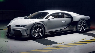 H Bugatti Chiron Super Sport έχει 1.600 άλογα και τελική στα 440 χλμ./ώρα!