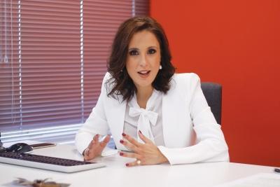 Κωνσταντίνα Μαθιούδη (Interamerican): Είμαι πολύ τυχερή