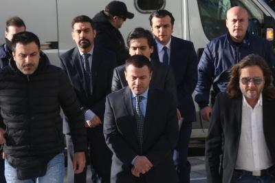 Αναστέλλεται η χορήγηση ασύλου στον Τούρκο στρατιωτικό - Δεκτό το αίτημα της ελληνικής κυβέρνησης