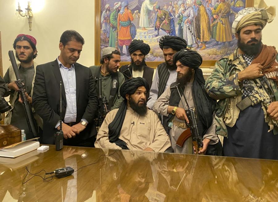 Οι Ταλιμπάν βρίσκονται αντιμέτωποι με την πρόκληση της ενότητας