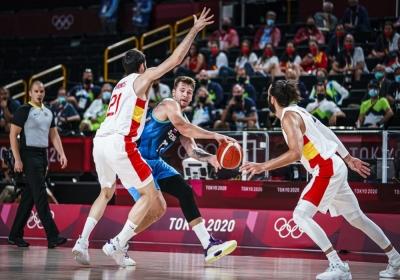 Μπάσκετ: Στους «8» η Αργεντινή, Σλοβένικη ραψωδία κόντρα στην Ισπανία!