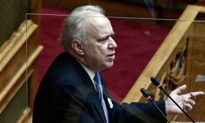 Κατρούγκαλος: Να καλυφθεί το κενό στρατηγικής στα ελληνοτουρκικά