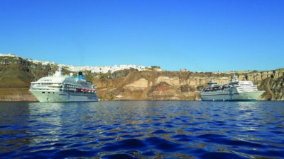 Απο τη Θεσσαλονίκη ξεκινά τα προγράμματά της για το 2022 η Celestyal Cruises