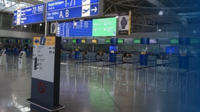 Νέα παράταση στις αεροπορικές οδηγίες για πτήσεις εξωτερικού μέχρι τις 14 Μαΐου