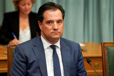 Γεωργιάδης για Θάνου: Δεν είναι δυνατόν να ελέγχει ο ΣΥΡΙΖΑ την Επ. Ανταγωνισμού