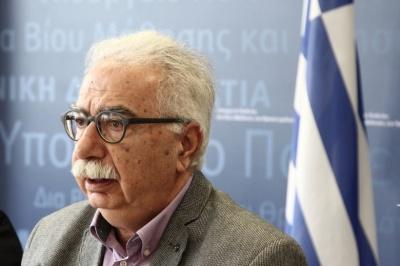 Στο Ηράκλειο της Κρήτης μεταβαίνει εκτάκτως αύριο (24/9) ο Υπουργός Παιδείας μετά την πυρκαγιά στο Πανεπιστήμιο