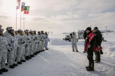 FT: Γιατί οξύνεται ο ανταγωνισμός των μεγάλων δυνάμεων στην Αρκτική