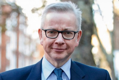 Gove (Βρετανία): Δεν θα ζητήσουμε από την Ευρωπαϊκή Ένωση παράταση της μεταβατικής περιόδου για το Brexit