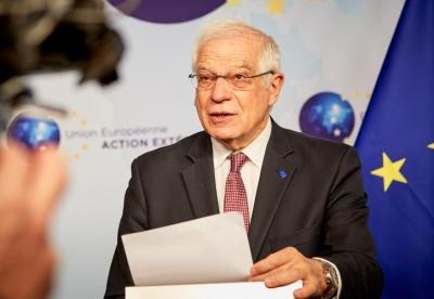 Borell (EE): Απαράδεκτη μονομερής απόφαση για αλλαγή του καθεστώτος των Βαρωσίων