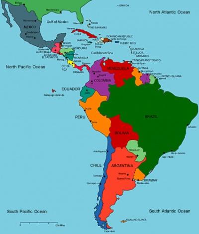 Λατινική Αμερική: Η οικονομική επιδείνωση των κρατών, αιτία του εκρηκτικού κλίματος που επικρατεί στην περιοχή