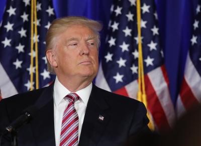 Twitter: «Μπλόκο» και στον λογαριασμό της καμπάνιας του Trump