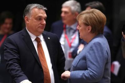 Σε «παίγνιο του δειλού» μετατρέπεται η τελική έγκριση του προϋπολογισμού 1,8 τρισ. της ΕΕ - Ουγγαρία και Πολωνία οδηγούν την Ευρώπη σε αδιέξοδο