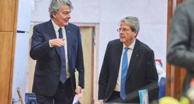 Ψυχρή υποδοχή για την πρόταση Gentiloni και Breton (Κομισιόν) για ευρωομόλογο