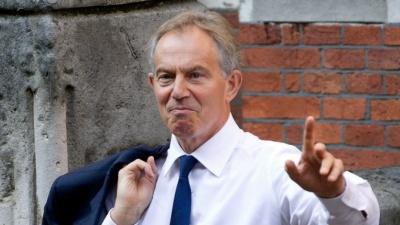 Βρετανία: Αναβολή του Brexit και δημοψήφισμα ζητά εκ νέου ο πρώην πρωθυπουργός Blair