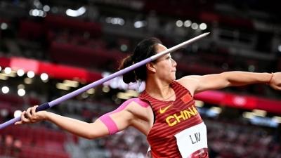 Στίβος: Το χρυσό στο ακόντιο για την Κινέζα Σιγίνγκ Λιου