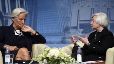 Έκκληση από Yellen (ΗΠΑ) και Lagarde (EKT) στις επιχειρήσεις για «πράσινες» επενδύνσεις
