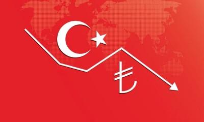 Τουρκία: Σε επίπεδα ρεκόρ το δημοσιονομικό έλλειμμα, στα 139,1 δισεκατομμύρια τουρκικές λίρες