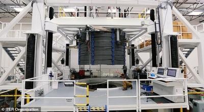 O μεγαλύτερος και ισχυρότερος ηλεκτρομαγνήτης του κόσμου μεταφέρεται στον «Ήλιο επί της Γης»