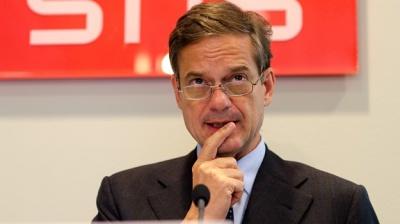 Smaghi (SocGen): Απαραίτητη η συγκέντρωση των ευρωπαϊκών τραπεζών για να ανταγωνιστούν τις ΗΠΑ
