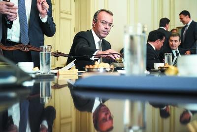 Σταϊκούρας: Στα 11,6 δισ. τα μέτρα στήριξης το 2021 - Προσήλωση στις μεταρρυθμίσεις