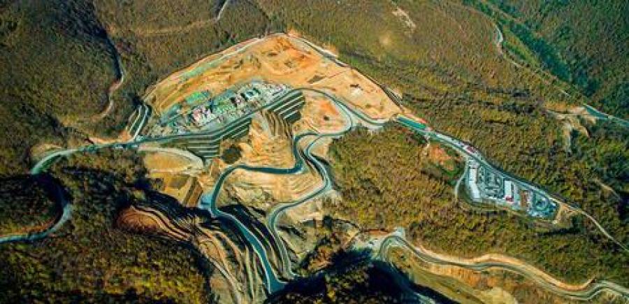 Ελληνικός Χρυσός: Έγκριση περιβαλλοντικής μελέτης για τα Μεταλλεία Κασσάνδρας