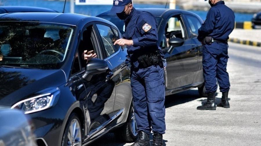 Πρόστιμα 159.300 ευρώ και δύο συλλήψεις κατά τους ελέγχους το Μεγάλο Σάββατο