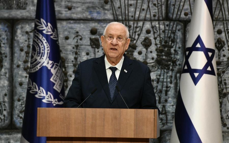 Ισραήλ: Τέλος εποχής για Netanyahu (;) - Ο πρόεδρος έδωσε εντολή σχηματισμού κυβέρνησης στον ηγέτη της αντιπολίτευσης