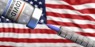 ΗΠΑ: Το 70% των ενηλίκων έχει κάνει τουλάχιστον μία δόση του εμβολίου για την Covid 19