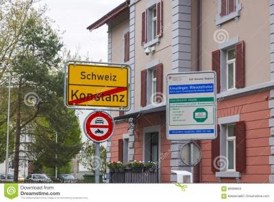 Η Γερμανία κλείνει τα σύνορα της με Γαλλία, Ελβετία και Αυστρία λόγω κορωνοϊού