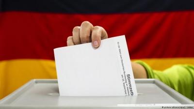 Γερμανία: Σταθερά πρώτο το CDU/CSU, σε πτωτική τροχιά οι Πράσινοι κάτω από το 20%