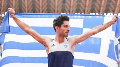 Μίλτος Τεντόγλου: «Ήταν ένα θαύμα - Δεν αξίζω το χρυσό - Ο Ετσεβαρία πάντα με κερδίζει»