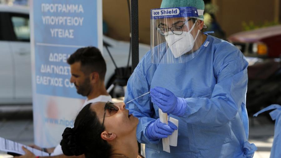 Κύπρος: Τρεις θάνατοι και 128 νέα κρούσματα κορωνοϊού το τελευταίο 24ωρο