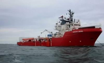 Στη Μάλτα οι 356 μετανάστες του πλοίου Ocean Viking – Έξι χώρες θα τους δεχτούν