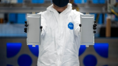 BMW – Ford: Συνεργασία για solid-state μπαταρίες στερεού τύπου