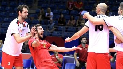 Ευρωπαϊκό πρωτάθλημα βόλεϊ, Βέλγιο – Πορτογαλία 2-3: Μεγάλο βήμα πρόκρισης για τους Πορτογάλους