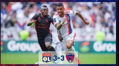 Ligue 1: «Αυτοκτόνησε» η Λυών!